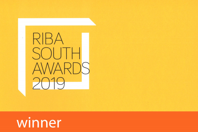 RIBA South Awards Winner 2019