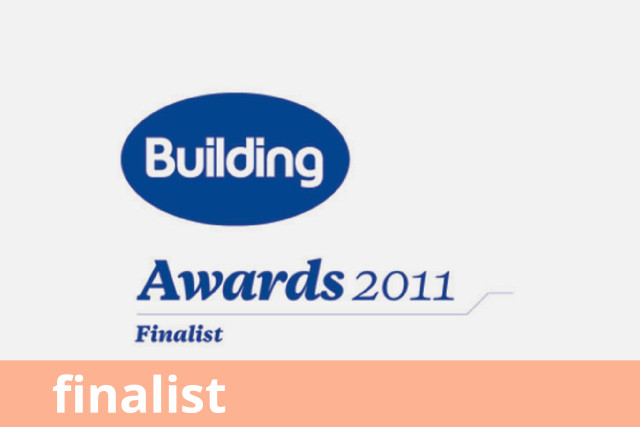 Building Awards, Finalist 2011