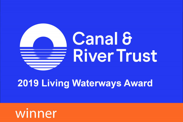 Canal & River Trust Living Waterways Award (Built Enviroment) Winner 2019