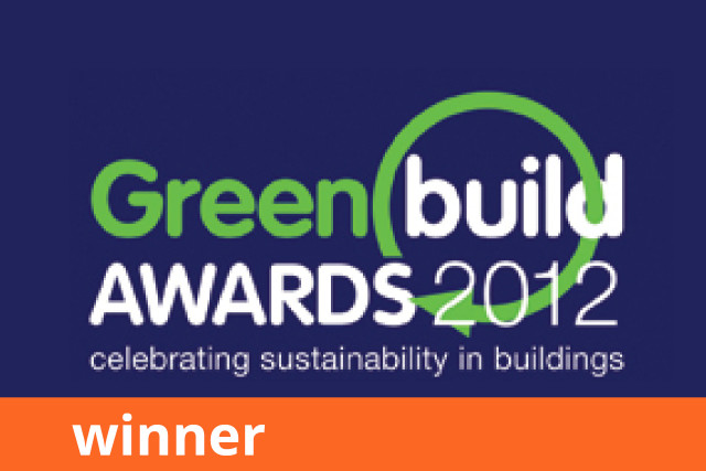 Greenbuild Awards, Leisure, Winner 2012